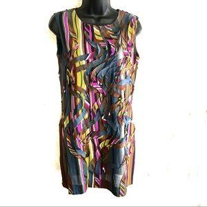 Nicole Miller Silk Mini Dress